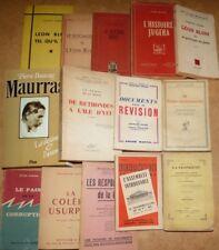MAURICE VANINO de  RETHONDES A L'ILE D' YEU 1952 avec envoi à Raymond Fusilier