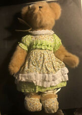 SAGE FLORABLOOM Boyds Bear FASHION Family series NEW w/Tags-#4015940