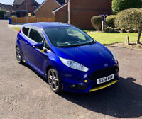 2014 Ford Fiesta st-2 1.6 EcoBoost 180ps  Only 40,000 Miles