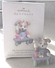 Hallmark 2006 My Second Christmas Keepsake Ornament 2 Childs Age Collection