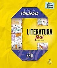 LITERATURA FÁCIL PARA LA ESO. NUEVO. Nacional URGENTE/Internac. económico. FORMA