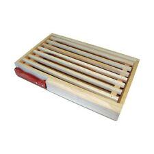 PRADEL - Planche à pain avec ramasse miettes + couteau à pain