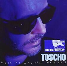 Back By Popular Demand, Toscho, New CD