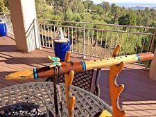 Native American Flute, Rising Moon Flutes, David O'Neal, Key of E