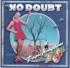 CD 14T NO DOUBT (GWEN STEFANI) TRAGIC KINGDOM DE 1995 PRESSAGE USA