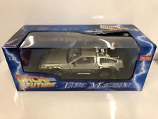 Ritorno Al Futuro II Volante Versione Delorean Time Machine 1:18 Sun Star