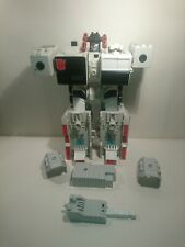 Vintage Transformers G1 Metroplex takara original rare hasbro grey g1