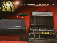 JRC CONNECTION TACKLE BOX ART.N.:1247921. 34 x 24 x 6,5 cm.