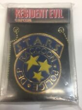 Resident Evil STARS Raccoon Police Badge Official Licensed Toycom Capcom Yamato