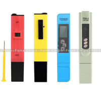 PH Meter/TDS LCD Tester Lab/PH Testpapier Digital For Aquarium Pool Hydroponic