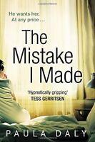 BOOK-The Mistake I Made,Paula Daly- 9780552171304