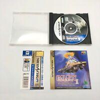 Galaxy Force II 2 Sega Saturn SSJapan NTSC-J JPN DHL Delivery.
