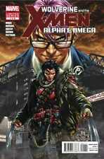 WOLVERINE AND THE X-MEN Alpha and Omega (2012) #1 - New Bagged