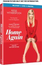 Home Again (Reese Witherspoon) Region B Blu-ray + DVD Region 1 + UV Digital HD