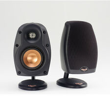 Klipsch Cinema 6  With 5 RSX-3 Sats & 1 RCX-3 Center Silver Only! Stock B