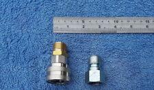 IDROPULITRICE JET Kranzle conversione K1511TS 22 mm per HP ATTACCO RAPIDO RILASCIO