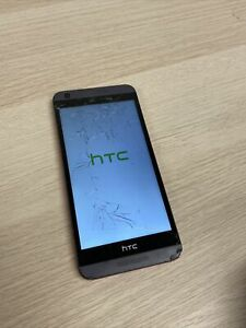 HTC Desire 626s Grey/Red, Cracked READ! A10:20