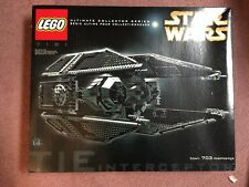 LEGO Star Wars Ultimate Collector Series TIE Interceptor (7181), New