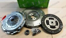Valeo Clutch Kit 3 pcs & Flywheel For Citroen Peugeot 206 307 407 Partner 1.6HDi