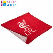LIVERPOOL FC FOOTBALL SOCCER CLUB TEAM FACE RED CLOTH GYM TOWEL 100% COTTON NEW