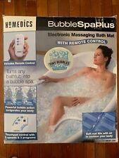 Homedics Bubble Spa Plus Bmat-250 Replacement Motor, Hose & Remote