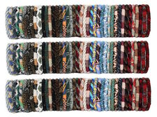 Nepal Bracelet glass Bead Roll On Bracelet 100 Random Mix bracelets (SET OF 100)