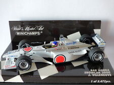 Minichamps BAR Honda Showcar 2000 J. Villeneuve No: 430000072