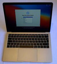 "Apple Macbook Air 13"" 2018 128GB SSD i5 8gb RAM 1.6 GHz Touch ID Retina A1932"