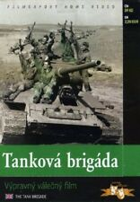 Tankova Brigada / The Tank Brigade 1955 Czech War Movie DVD Engl.subt.