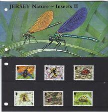 Jersey 2008 Insectes Second Series Pack Présentation