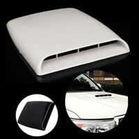 Car Cover Roof Decorative Air Flow Intake Scoop Vent Bonnet Universal Useful