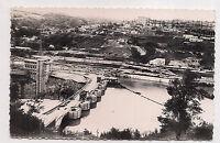 génissiat , vue générale sur le barrage