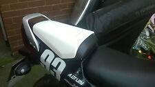 Superbyke RSP125 RSP 125 seat cowl Seat Pod White