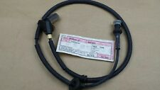 NEW Genuine SAAB ABS Wheel Speed Sensor - Rear Passenger Side 4001541