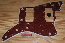 Fender Jazzmaster Pickguard 65 Reissue Tortoise Electric Guitar Parts Project