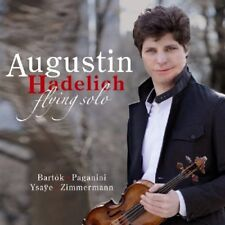 Augustin Hadelich - Flying Solo [CD]