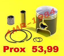 PISTON RACING PROX APRILIA RS 125 SP M122-123 Ø 53,99 + Cage Rollers Original