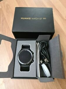 Huawei Smart Watch GT - Black Strap