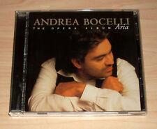 CD Album - Andrea Bocelli - The Opera Album - Aria