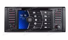 BMW E39 Serie 5 7Zoll Autoradio GPS Navigation USB SD DVD