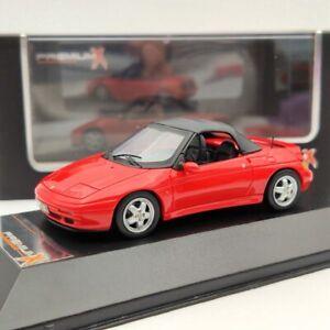Premium X 1:43 Lotus Elan M100 S2 Red PR0138 Resin Models Limited Collection