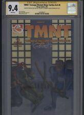 TMNT: Teenage Mutant Ninja Turtles #v4 #8 CGC 9.4 SS Eastman 2002 MIRAGE STUDIOS