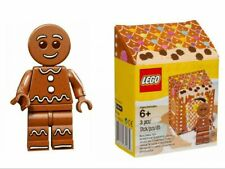 Lego 5005156 Gingerbread Man Christmas Minifigure Promo New Gift Toy Sealed