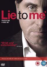 Lie To Me - Season 1 [DVD][Region 2]