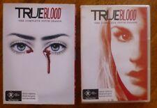 TRUE BLOOD SEASON 5 dvd REGION 4 horror COMPLETE FIFTH SERIES with slipcase HBO
