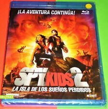 SPY KIDS 2 La isla de los sueños perdidos - Bluray Area B - Precintada