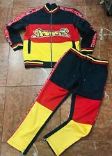 Men's Le Tigre Navy   Red   Yellow Tracksuit