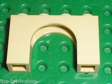 Arche LEGO Tan arch ref 6182 / set 10189 10214 5378 10245 10193 7573 7627 3677..