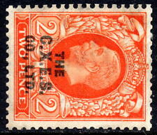 KGV 1934-6 2d Orange Sideways Watermark Photogravure SG442b Unmounted Mint