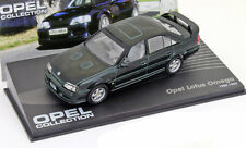 Opel Lotus Omega Bj. 1989 schwarz / black 1:43 Ixo Altaya
